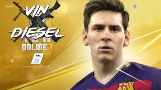 FIFA Online 3  new Engine #มาลองเล่นกันดูเลยยย, fifa online 3, fo3, video fifa online 3