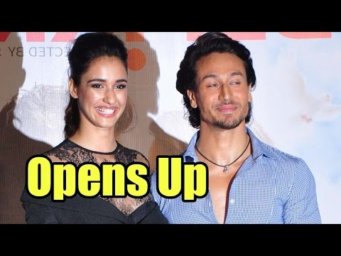 Tiger Shroff Opens Up About His Relationship With