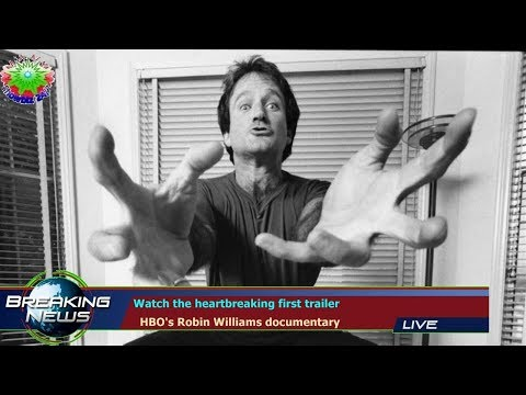 Watch the heartbreaking first trailer   HBO's Robin Williams documentary