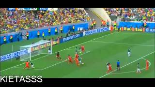 Download Lagu FIFA World Cup 2014-All Goals Part 2 Mp3