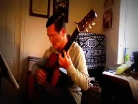 Thu Vang (Autumn Leaves) Cung Tien Arrg. Ta Han Vo - played by Long Nguyen