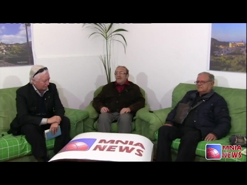 Nomignoli antichi personaggi pattesi, in studio Nino Lo Iacono e il professore Pippo Mollica