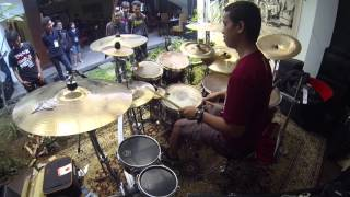 Rifki 13 Playing Forgotten - Laras Perlaya