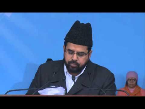 Video (Punjabi) The Purpose of Human Life by Mv. Tanveer Ahmad Khadim Sb at Ahmadiyya Jalsa Qadian 2012 download in MP3, 3GP, MP4, WEBM, AVI, FLV January 2017