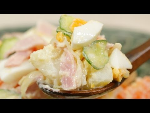 Potato Salad Recipe | Cooking With Dog