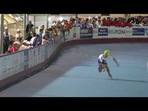 videolog - Powerslide - 2012 Worlds VideoLog 5 - Men 300m Finals Update 5 from the 2012 world championships in Ascoli Piceno / San Benedetto del Tronto, Italy. Men 300m...