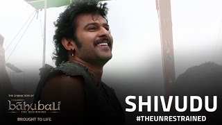 Prabhas as SHIVUDU - The Characters of Baahubali Brought to Life