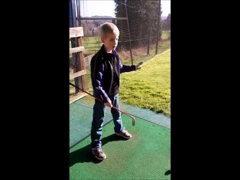 Super-Marius Golf School: Lesson 1