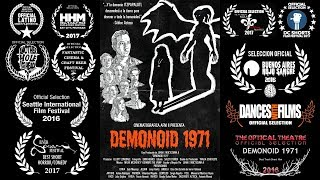Demonoid 1971 trailer on VHS!