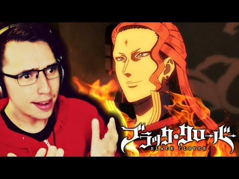 The fall of the Crimson Lion! 🦁 -  BLACK ♣ CLOVER Episodes 22, 23, 24 & 25 LIVE REACTIONS!