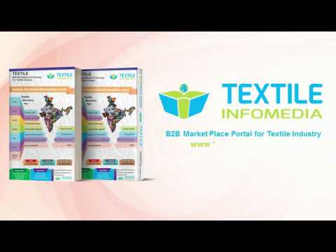 textileinfomedia b2b portal overview and feature