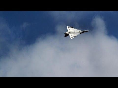 Νεκρός ο πιλότος του Μιράζ 2000 που κατέπεσε ΒΑ της Σκύρου