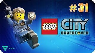 LEGO City Undercover - Capitulo 31 - Español (WiiU) 1080p HD