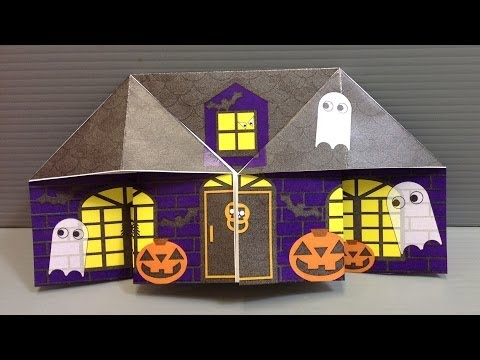 Architecture Tutorial - 028 -- Haunted House