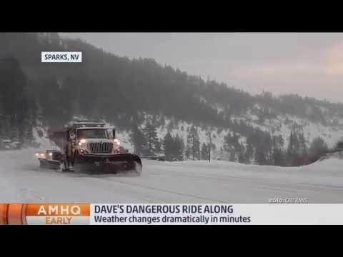 Dangerous Donner Pass