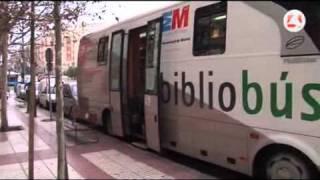 Bibliobuses Comunidad de Madrid