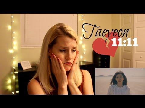 TAEYEON 태연 - 11:11 MV REACTION (видео)