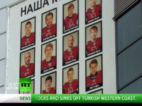 Lokomotiv: Leaving the Ice (RT Documentary)