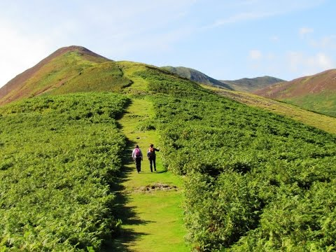 Braithwaite to Barrow   Outerside and Stile End round | cumbria  Walks