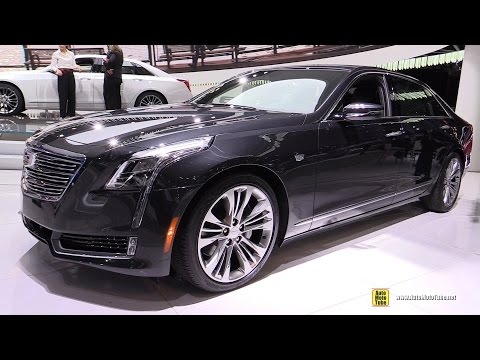 cadillac ct6 3.0tt awd - exterior and interior walkaround