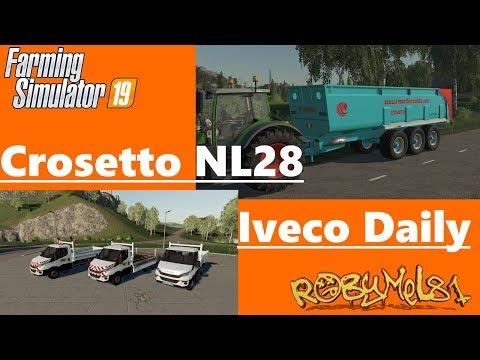 Crosetto NL28 v1.0.0.0