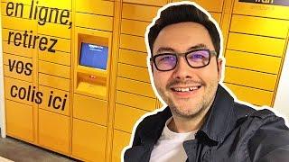 Je vous présente le service très pratique d'Amazon : Amazon Locker ! ► Abonnez-vous, c'est gratuit  http://bit.ly/jojol67 🔵 ► En savoir plus sur Amazon Loc...