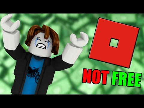If ROBLOX was NOT FREE!