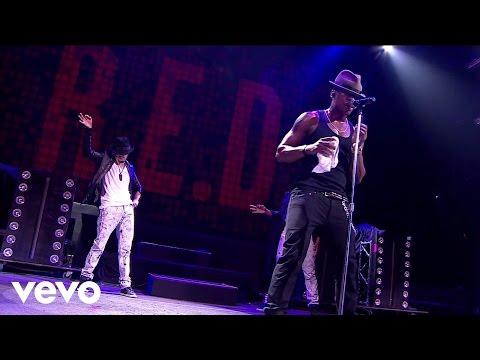 Ne-Yo - Lazy Love (Live at Camarote Salvador)