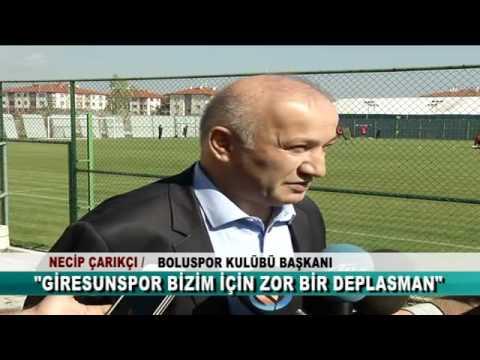 """""""GİRESUNSPOR BİZİM İÇİN ZOR BİR DEPLASMAN"""""""