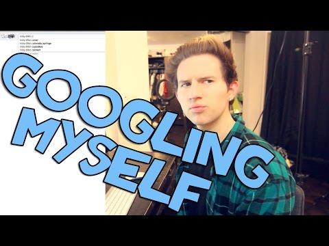 GOOGLING MYSELF | RICKY DILLON