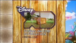 Video Disney XD Germany - PHINEAS UND FERB SUPERSACHEN - Promo MP3, 3GP, MP4, WEBM, AVI, FLV Juni 2019