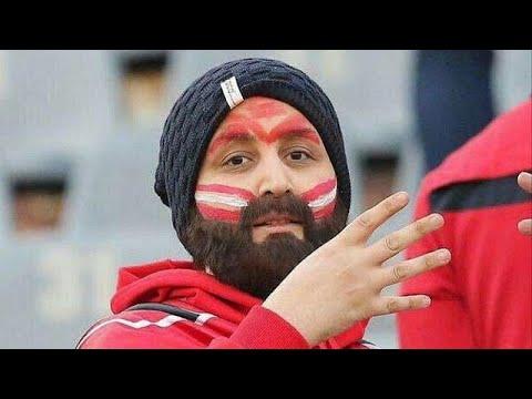 Als Mann verkleidet: Iranerin schaut Fußball im Stadi ...