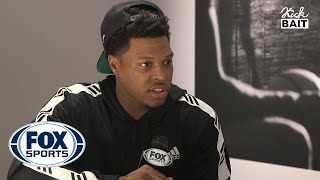 Kyle Lowry on his NBA role models, favorite shoes ever, more | KICK BAIT | FOX SPORTS by FOX Sports