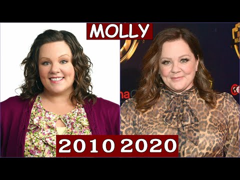 Mike and Molly Cast Then and Now 2020