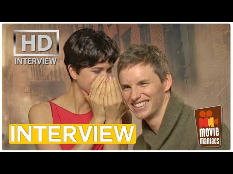 Eddie Redmayne & Katherine Waterston Exclusive Interview – Fantastic Beasts and Where to Find Them