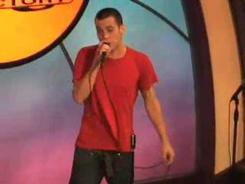 Steve-O @ The Laugh Factory (Part 2 of 4)