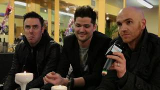 Video The Script Interview MP3, 3GP, MP4, WEBM, AVI, FLV Juli 2018