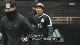 170128 BEAST Gikwang 'I Live Alone'  - INFINITE 우현 Woohyun cut