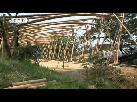 guadua - LA GUADUA EL BAMBÚ COLOMBIANO CASAS DE GUADUA: SE CONSTRUYEN DESDE HACE SIGLOS EN COLOMBIA. ANDRES BÄPPLER ARQUITECTO GERMANO-COLOMBIANO PROYECTA ...