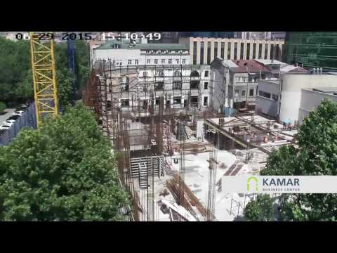 KAMAR businesscenter construction