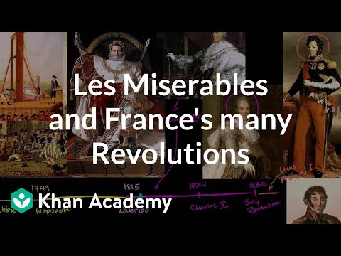 where did les miserables take place