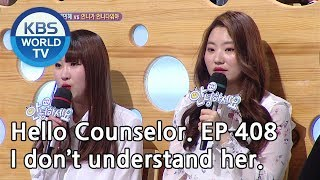 Video My daughters have bloody fights every night. [Hello Counselor/ENG, THA/2019.04.15] MP3, 3GP, MP4, WEBM, AVI, FLV Juni 2019