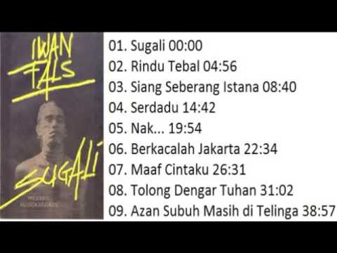 Download Lagu FULL ALBUM Iwan Fals SUGALI 1984 Music Video