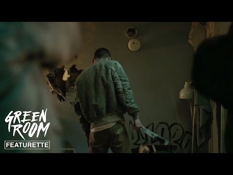 Green Room (Featurette 'Designing a Subculture')