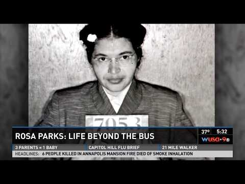 Rosa Parks: Life beyond the bus