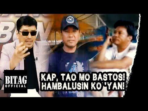 Bastos kang Kagawad ka! MRS nagsusumbong, Inamoy-amoy, Pinagtawanan mo pa!