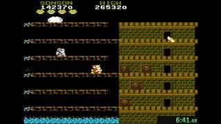 SonSon (NES/Famicom) by TheHurricaneMixer