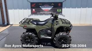 10. 2019 Suzuki KingQuad 500AXi