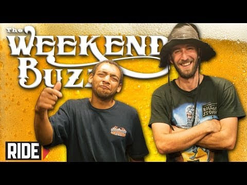 Forrest - Weekend Buzz: Every Friday on Ride Channel- This week, in part 1 of 2, Garrett Hill & Forrest Edwards stopped by to talk about THREAT skateboards, hating mu...