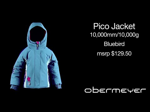 Obermeyer Girl's Pico Jacket